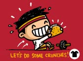 Motivation: Doing some crunches