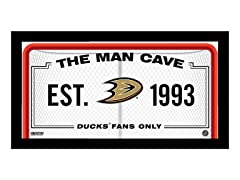 NHL 10x20 Man Cave Signs