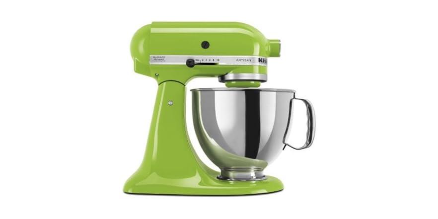 Kitchenaid Stand Mixer 10 Colors
