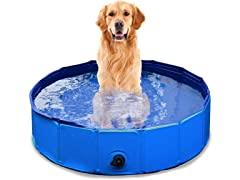 Zone Tech Foldable Pool for Pets & Kids