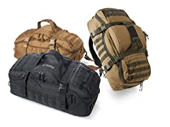Yukon Outfitters Bug-Out Bag, 5 Colors
