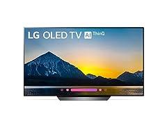 """LG OLED65B8PUA 65"""" 4K HDR Smart OLED TV"""