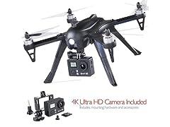 Contixo F17+ Quadcopter Drone w/ 4K Cam