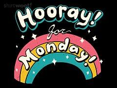 Sarcastic Mondays!