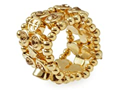 Relic RJ1755710-ONE-SIZE Gold Stretchable Ring