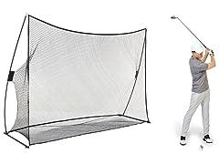 AmazonBasics Portable Driving Practice Golf Net