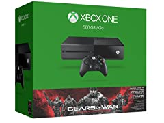 Microsoft Xbox One with Gears of War