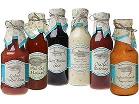 Braswell's Seafood Sauce Sampler (6)