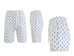 GBH Men's Printed French Terry Shorts