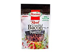 HORMEL Crumbled Bacon, Peppered