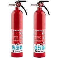 2-Pack First Alert 1038789 Standard Home Fire Extinguisher