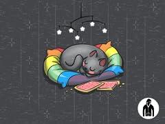 Nyan's Dream Jersey Zip Hoodie