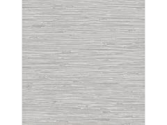 Tibetan Grasscloth Silver Peel & Stick Wallpaper