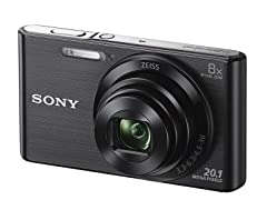Sony 20.1MP Digital Camera w/ 8x Optical Zoom