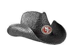 NFL Cowboy Hat - 49ers