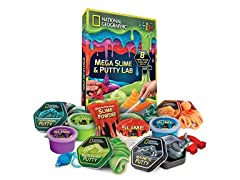 NATIONAL GEOGRAPHIC Mega Slime Kit