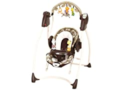 Graco Birkshire 2-in-1 Swing & Bouncer