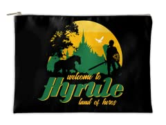 Welcome to Hyrule Accessory Pouch