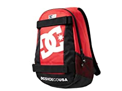 Seven Point 5 Backpack - Athletic Red
