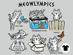 Meowlympics