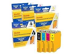 KODAK T127120-BCS-KD Epson 126 Combo Pack