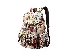 Women's Vintage Backpack