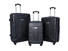 3-Pc Hardside Luggage Set