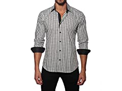 Jared Lang Dress Shirt, Plaid