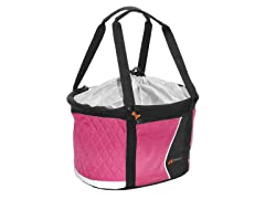 Town & Country Handlebar Bag - Pink