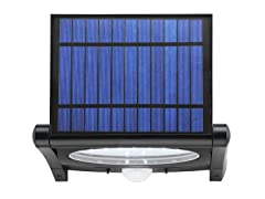 LED Solar Security Motion Sensor Light
