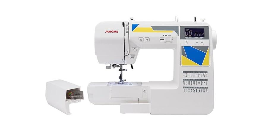 serger or sewing machine