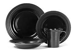 Cuisinart 16 Pc. Saone Stoneware Set