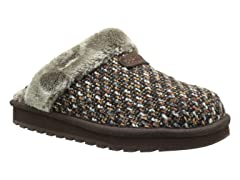 Skechers Women's Bobs Keepsakes, Choc.
