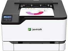 Lexmark C3326dw Color LaserPrinter with Wireless Capabili (Open Box)