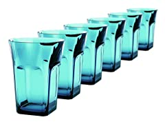 Water Glasses 9.4 oz.-  Set of 6