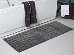 Eco-Friendly Soft and Absorbent Bath Rug