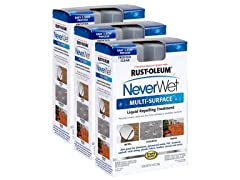 Rust-Oleum Never Wet Multi-purpose Kit, 3-pk