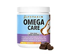 Petaxin Omega 3 Fish Oil for Dogs