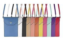 Trendy Cell Phone Cross-Body Bag