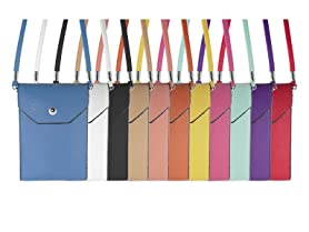 Trendy Cell Phone Cross-Body Bag