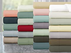 Seriously Soft 100% Cotton Percale Sheet Sets