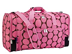 Wildkin Weekender - Big Dot Pink