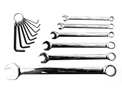 6-Piece Professional Duty Combination Wrench Set