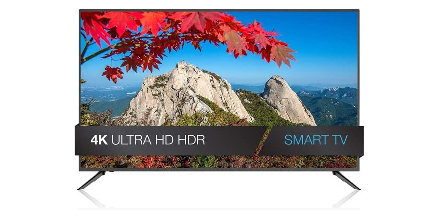JVC LT-MA877 4K Ultra HD HDR Smart TV - Your Choice Size | WOOT