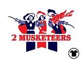 2 Musketeers