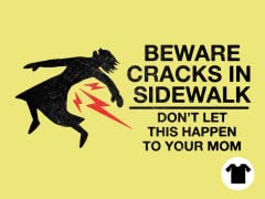 Don't Step on a Crack