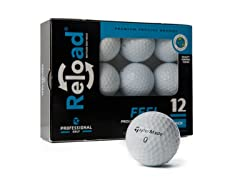 TaylorMade TP Black Mix Recycled 12-Pack