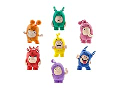 ODDBODS Toy Set Mini Figurines Kids