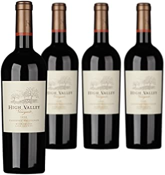 4-Pk. High Valley Vineyard Cabernet Sauvignon