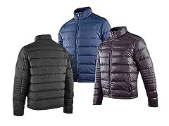 Kenneth Cole Men's Puffer Coat